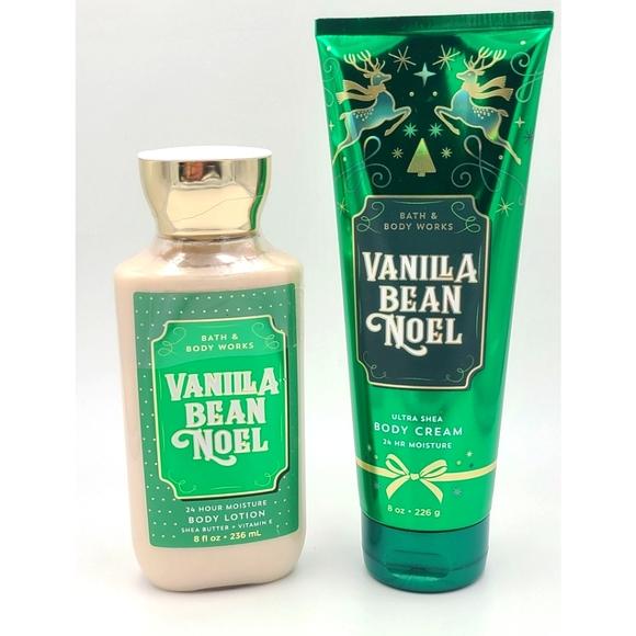"🆕️ Bath & Body Works ""Vanilla Bean Noel"" Set"